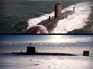 submarino gran bretaña-malvinas