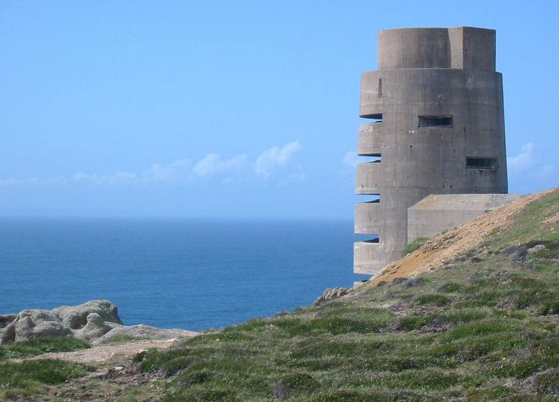 Torre Vigia ocupada por los Nazis