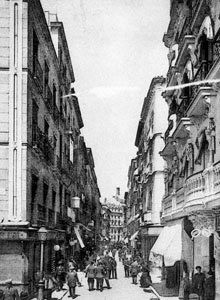 Calle del Principe