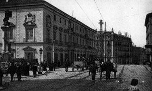 Capitania General y calle Mayor