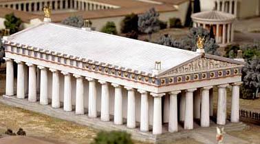 grecia templo zeus