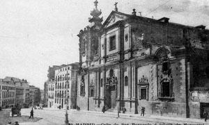 Iglesia de Monserrat San Bernardo