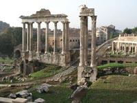julio cesar Foro de Augusto