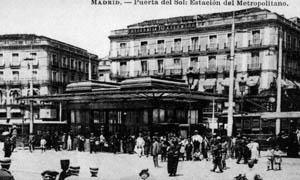 Metro de Puerta del Sol
