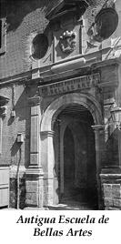 Plaza de la Merced, 1880