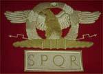 ¿Que significaba SPQR?