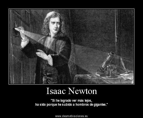 Isaac Newton Wwwelhistoriadores