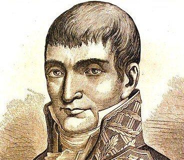 Félix María Calleja. El virrey Venegas, encargó al brigadier Calleja a la defensa del territorio.