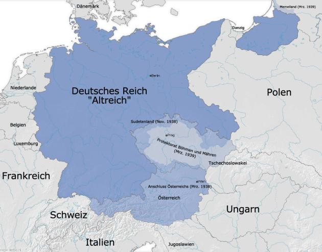 Deutschesreich1939