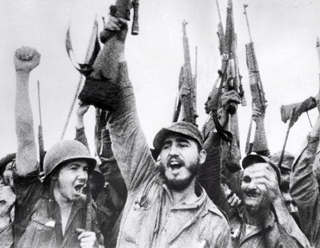 Fidel resignation