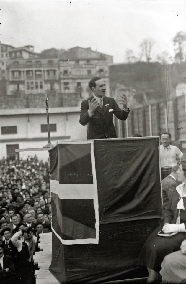 Jose_Antonio_Agirre,_Aberri_Eguna_1933