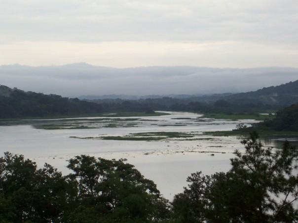 El río Chagres
