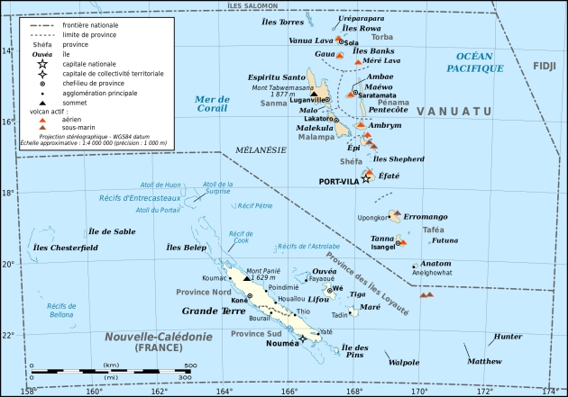new_caledonia_and_vanuatu_detailed_political_map