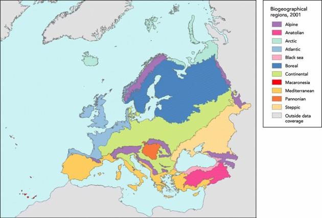 o_Regiones Biogeograf Europa y Turq